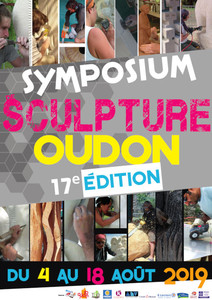 symposium sculptures affiche 2019