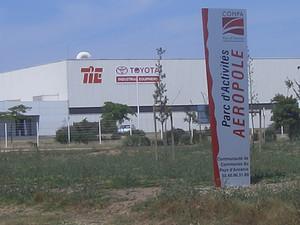 Zone d'activité de l'Aéropôle