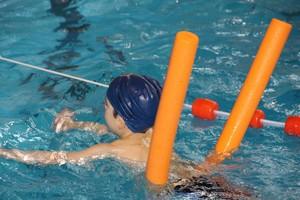 Apprentissage de la natation